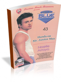 Men In Blue: Hands-On Mr. Janitor Man