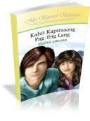 Kahit Kapirasong Pag-ibig Lang